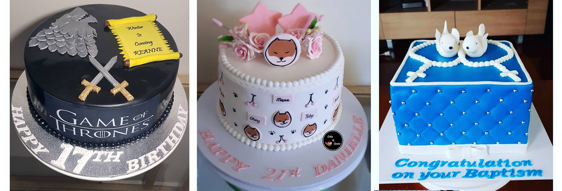 Wedding Cakes Melbourne, Birthday Cakes Cranbourne, Filipino Cakes Dandenong
